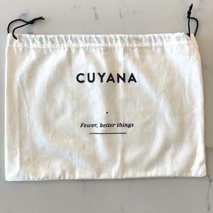 Cuyana Dust Bag New